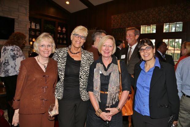 Kathy Hartmann, Jill McGuire, Caren Vredenburgh, Jessica Hentoff