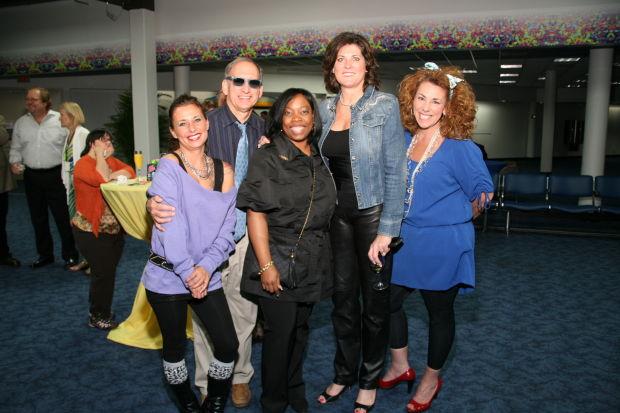 Ashauna Byrum, Mike Hatfield, Shari Franklin, Rhonda Hamm-Niebruegge, Kim Schaub