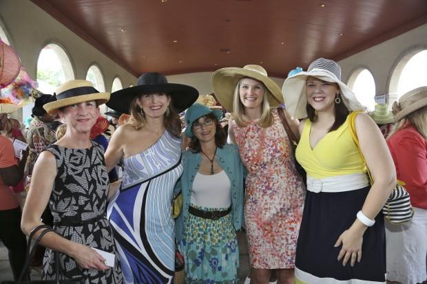 Nicole Freber, Jean Kennedy, Pam Belloli, Emilie Hensley, Michelle Myers