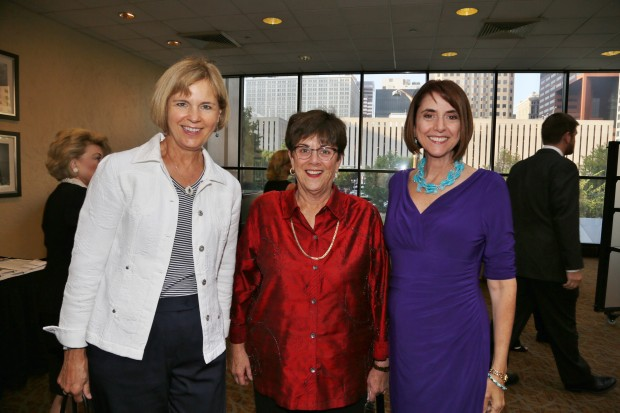 Liz Gibbons, Bev Nance, Diane Kline