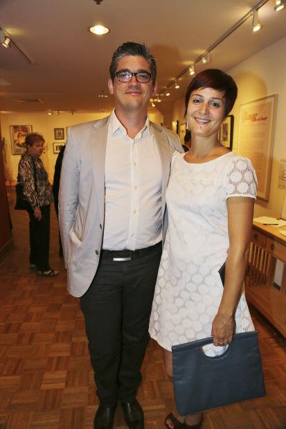 Carlos Zamora, Juliana Varela