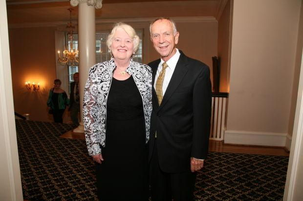 Sandra and Ron Charles