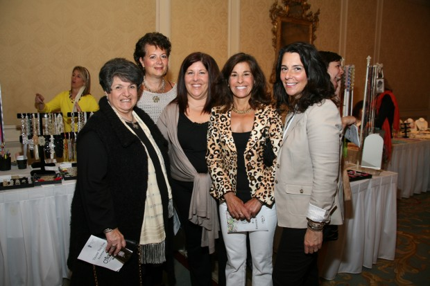 Nicky Antoniou, Cleo Kekeris, Carol Kamburis, Diana Grayson, Christina Ginos