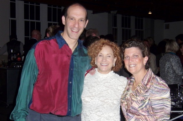 Mark Kroenemer, Louise Rovak, Debbi Braunstein