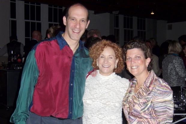 Mark Kroenemer, Louise Rovak, Debbi Braunstein