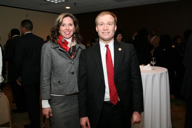 Julie Reed, Peter Neidorff