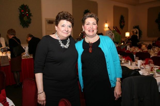 Gail Pues, Karen Geders