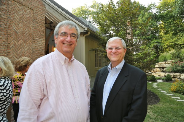 Dr. Bob Bergamini, Dr. Joe Kahn