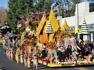 2012 Preserving Paradise Float