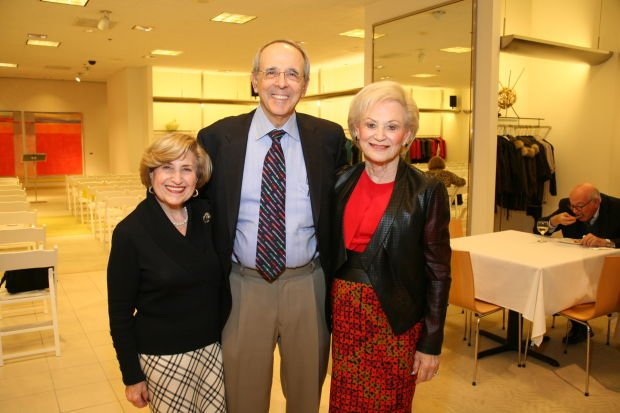 Lenore Pepper, Jim Bobrow, Joan Quicksilver