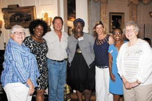 August 16, 2012. Almost Home benefit event at the August A. Busch, Jr. Family Home