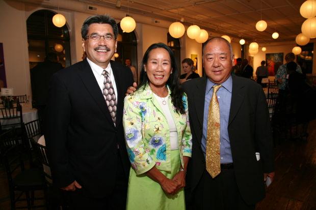 Jim Robinson, Maylin Mahoney, Iggy Yuan