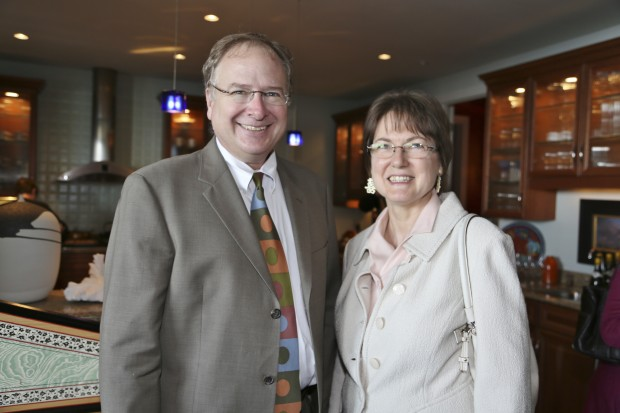 David and Susan Dobmeyer