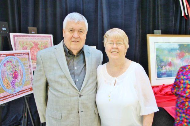 Tony and Jane Jokerst