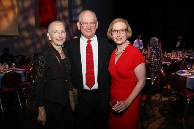 Lyn Magee, Jim Vykopal, Christy Beckmann
