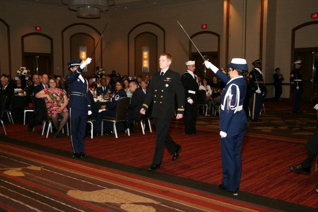 9th Annual Armed Forces Salute