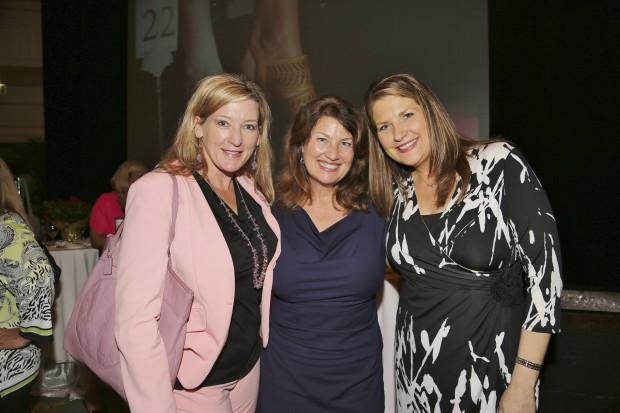Michelle Kositzke, Glynelle Wells, Sarah Safffold