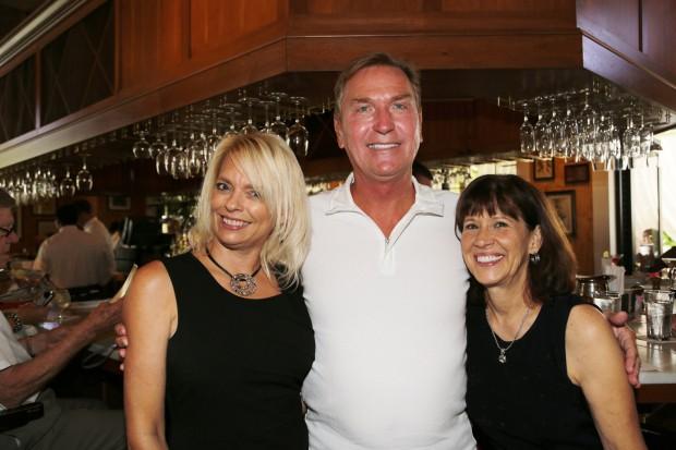 Debby Hardesty, Keith Holzhueter, Claudia Herndon