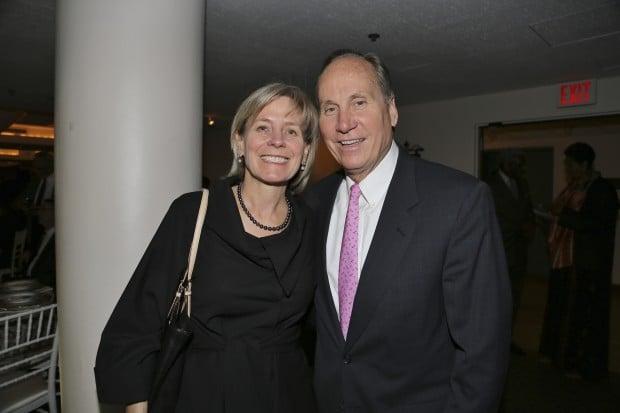 Peggy Barnhart, Michael Newport