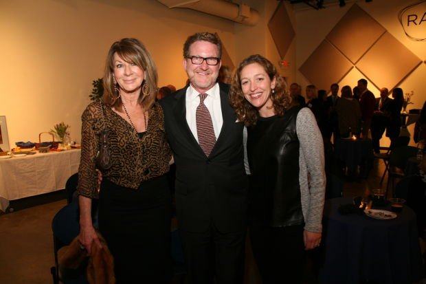 Carrie Houk, David Wilson, Mary Ann Srenco