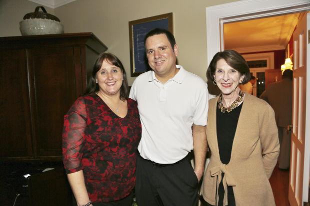 Natalie and John Spatafora, Barbara VanLuven