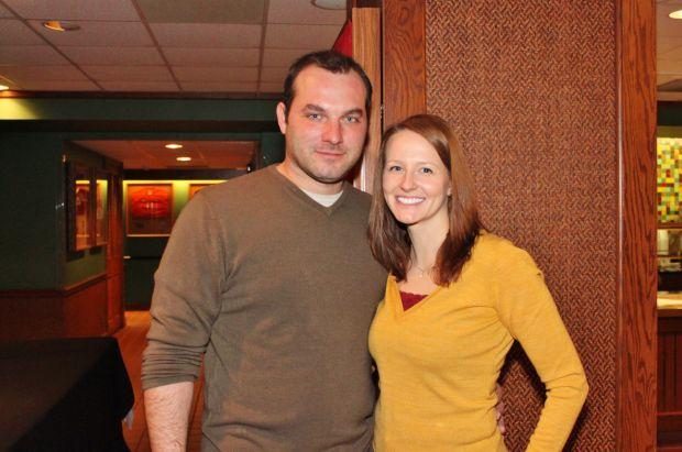 Jim and Becky Kravec