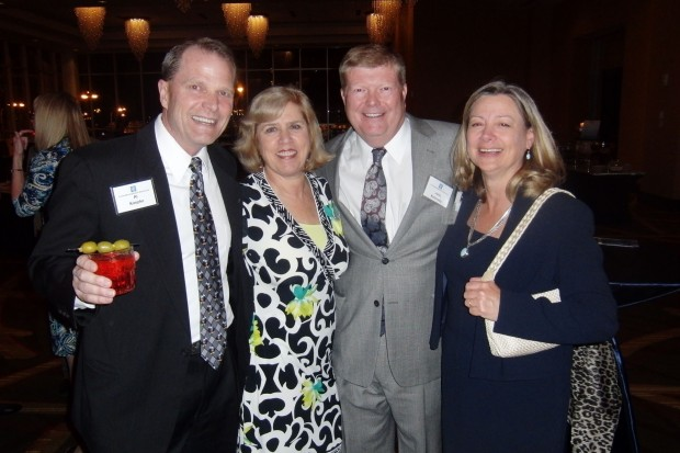 Al and Joan Koepke, John and Elaine Kotovsky