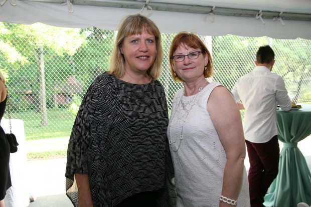 Jean Steck, Mary Hendron