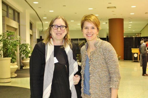 Jennifer Stoffel, Kelly Pollock
