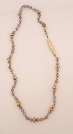 trend I Jewels by Isabel necklace, $198, Laurie Solet