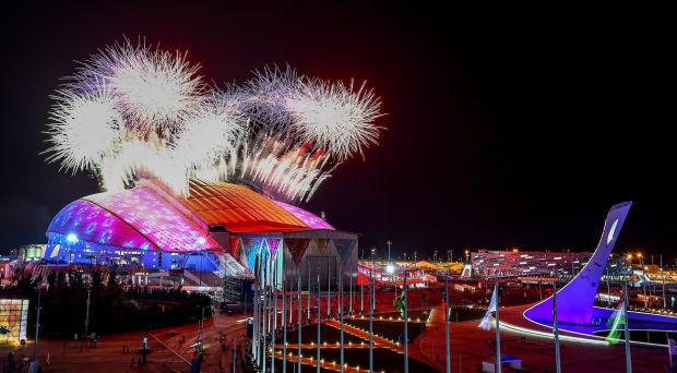 Sochi: Opening Ceremony