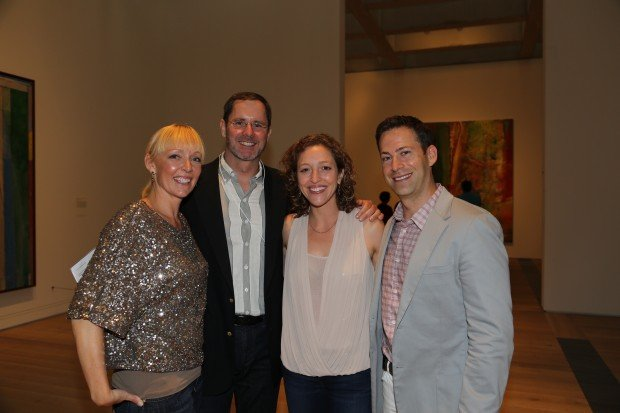 Dorte and Jim Probstein, Mary Ann and Andy Screnco