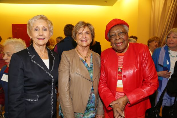 Karen Goodman, Linda McKay, Katie Wright