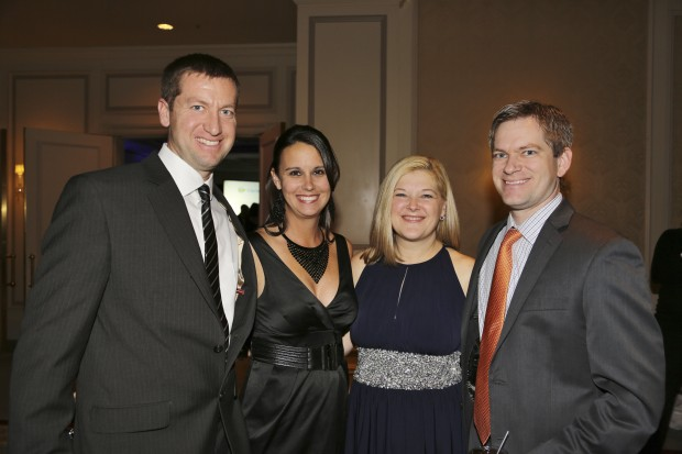 Tim, Nikki, Kelly and Tom Miller