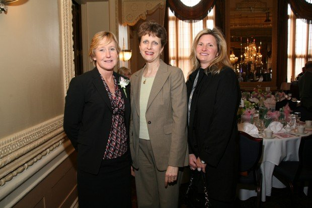 Amy Berg, Tawny Krebel, Patty Ahrens