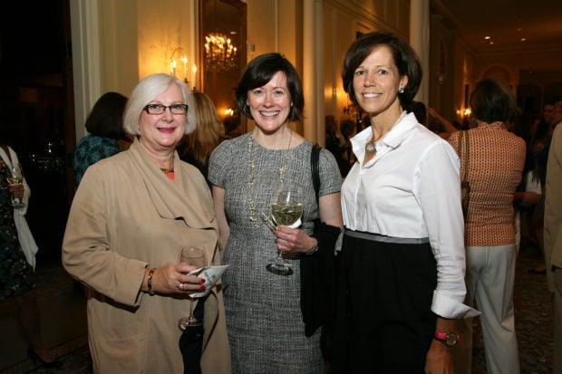 Laura Scobee, Elizabeth Carver, Kathy Martin