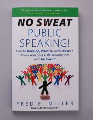 No Sweat Public Speaking