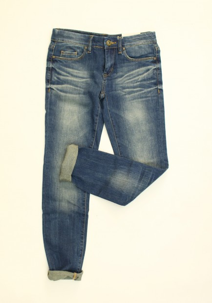 Look1 BlankNYC jeans, $78, Vie