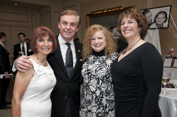 Josie and Jeffrey Holtz, Tammy Robbins, Terri Andrews