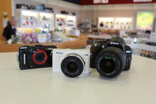 C. C. Camera Cameras