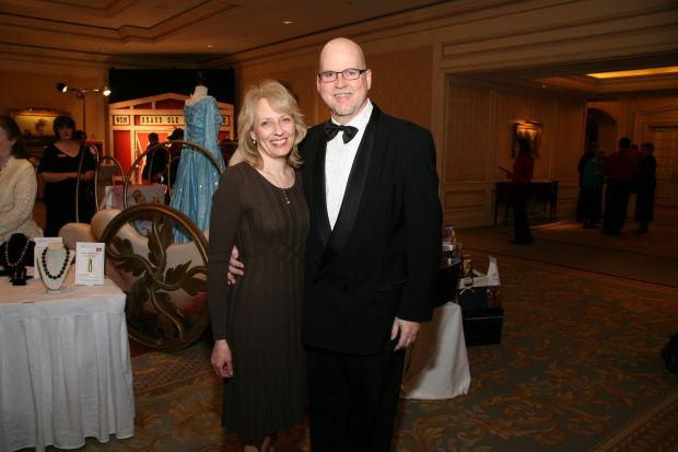 Jill and John Clayton