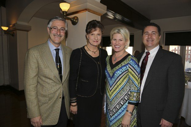 Mark Stacye, Debra Hollingsworth, Lisa and Greg Nichols