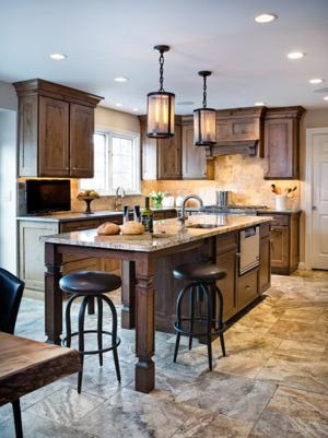 A Kitchen in Creve Coeur