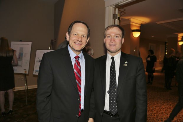 Mayor Francis Slay, Peter Neidorff