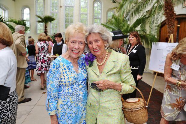 Katie Klingler, Sue Breckenridge