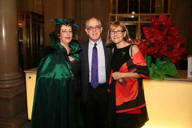 Spruce Fraser, Dick Simoncelli, Claudia Moran