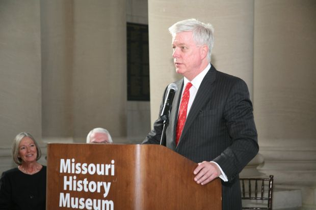 Lt. Governor Peter Kinder