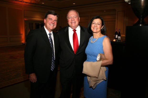 Don Littlefield, Jim and Connie Tricarico