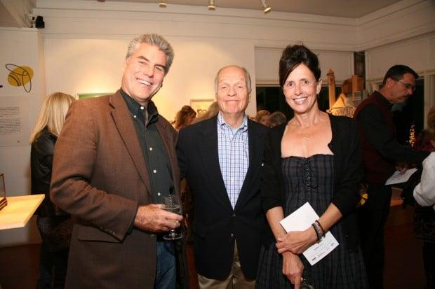 Dave Minton, John Wuest, Liz Minton