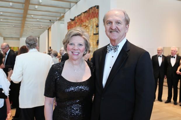 Marsha and Bill Rusnack